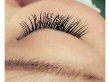 ヘアメイク サン スーシ(HAIR MAKE sans souci)の雰囲気(まつ毛の長さや太さ、角度など一番美しく見える形をご提案)