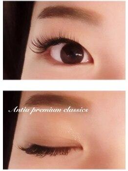 アンティア 長野駅前本店(Antia EyelashClub)/premium classics 120本