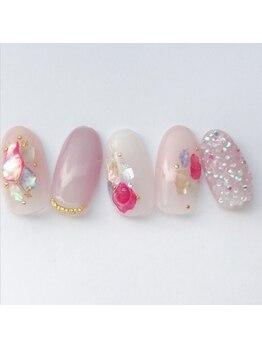 nail Ambicia【ネイル アンビシア】_デザイン_11
