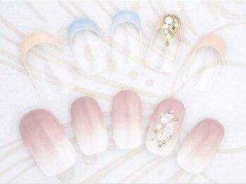 リモアネイル(limore nail)の写真/【パラジェル導入店】自爪を削らないパラジェル使用。負担をかけずにネイルを楽しみたい方にピッタリ◎