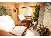 アイラッシュリゾート カハラ 綱島店/大人気のゆったりベッド