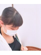 スタッフのマスク着用・毎日の検温
