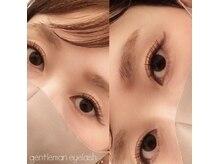 ジェントルマンアイラッシュ(GENTLEMAN eyelash)/フラットブラウン
