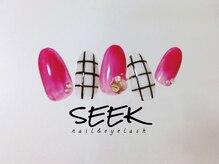 シークネイルアンドアイラッシュ(Seek nail&eyelash)