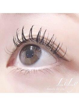 リリー(LiLy beauty to you.)/セーブルフラットラッシュ♪