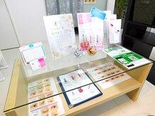 ビューティ チア ラボ 江坂店(beauty cheer LAB)の店内画像