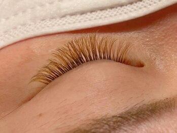 アイビューティー リコ ギンザ(eye beauty LICO ginza)/ブラウンボリュームラッシュ