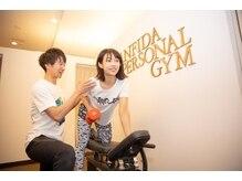 アンフィーダパーソナルジム 東池袋店(ANFIDA PERSONAL GYM)の雰囲気(お客様の目的・目標に合わせたトレーニングをご提案♪)