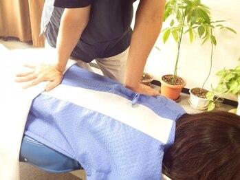三上カイロプラクティック平塚整体院の写真/長年の腰の痛み脚のしびれ…もう慢性化しています!身体の要である腰を中心に脚のしびれや痛みを改善!