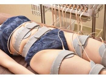 癒し工房ゆらぎ(YURAGI)/痩身4 EMSで筋肉を集中刺激♪