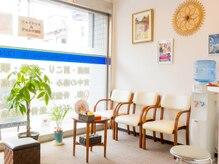 大川カイロプラクティックセンター 新小岩整体院の雰囲気(待合室♪)