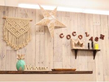 ココラッシュ 上野御徒町(cocolash)(東京都文京区)