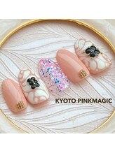 ピンクマジック(PINKMAGIC)/アロハネイル