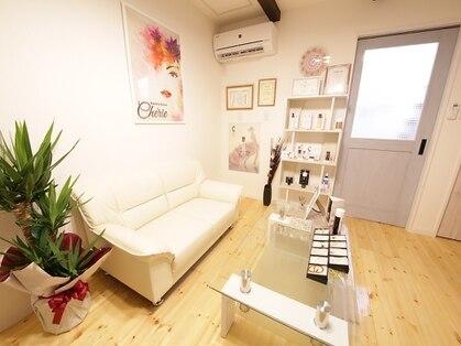 beauty salon cherie