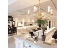 シルフィー フォーアイラッシュ(SYLPHY for eyelash)の雰囲気(美容院と併設しているeyelashサロンとなります。)