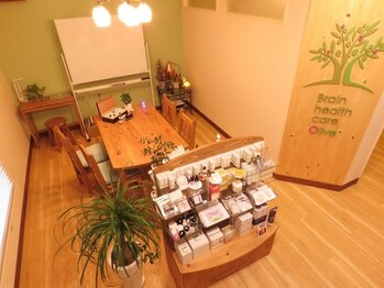 ブレインヘルスケアオリーブ(Brain health care Olive)/店内の様子