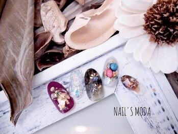 ネイルズ モダ(NAIL'S MODA)/2月の新作/1ニュアンスネイル
