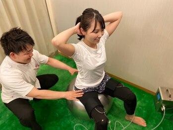 美容エステサロン ヴィアージュ 王子店(Viage)/☆加圧トレーニング☆