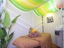 メナードフェイシャルサロン 国分寺南町店の雰囲気(こちらは白を基調としたハワイアンテイストなお部屋♪)