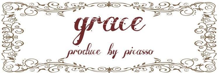 グラースプロデュース バイ ピカソ(grace produce by picasso)のサロンヘッダー