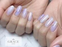 グレース ネイルズ(GRACE nails)/うるうるネイル