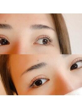 ジェントルマンアイラッシュ(GENTLEMAN eyelash)/パリジェンヌラッシュリフト