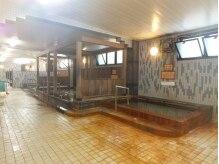 加古川天然温泉 ぷくぷくの湯の雰囲気(地下1700メートルから湧き出る自慢の源泉のかけ流しが人気♪)