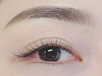 プティ アイビューティ 京橋店(peTiT eyebeauty)の写真/敏感肌◎美眉スタイリングWax脱毛1回¥4900(低刺激Wax&美肌パック付)※リピート¥4500~/眉カラー+¥2000