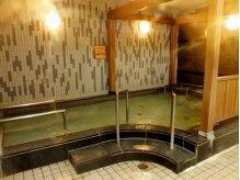 加古川天然温泉 ぷくぷくの湯の雰囲気(強さの違う2種類のジェットが楽しめる♪お疲れの方におススメ)