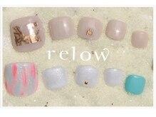 リロウ(relow)/FOOTキャンペーンアート☆5.6