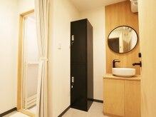 レクト(LECT)の雰囲気(シャワー完備/清潔感のあるロッカースペース 。コロナ対策も徹底)