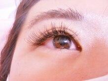 アイラッシュサロン フルール(eyelash salon FLEUR)の雰囲気(新メニュ軽くて柔らかいフラットラッシュ上つけ放題7000円)