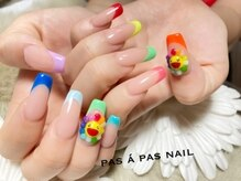 パザパネイル(pas a pas nail)の詳細を見る