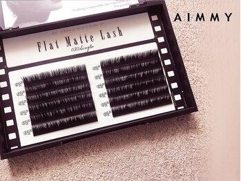 エイミー(AIMMY)/特殊な技法で持続力UP!!