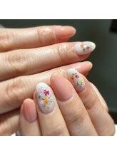 アンジェリーク ネイル(angelique nail)/ジェルネイルan-41☆¥9,936