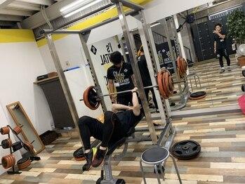 アイズトータルボディステーション 美野島店(I's TOTAL BODY STATION)/バルクアップトレーニング