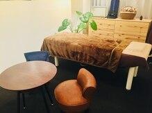ビューティーサロン オージャス(OJAS)の雰囲気(完全個室のお部屋でゆっくりと、おくつろぎくださいませ。)