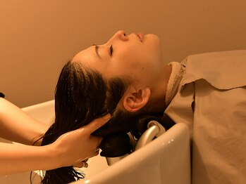 コトン(KOTON)の写真/【ヘッドスパ専門サロンで極上の癒しを体感】一人一人にあった丁寧な施術でリピーター続出のヘッドスパ◎