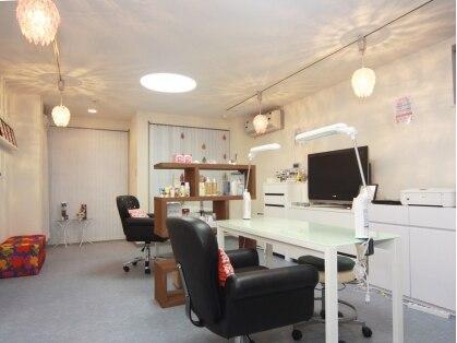ネイルケアサロンアロフティー (Nail care salon ALOFTY)の写真