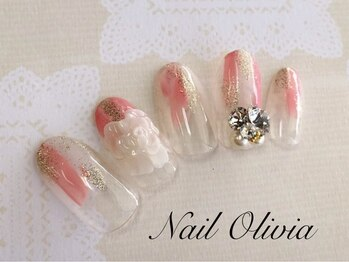 ネイル オリヴィア(Nail Olivia)/ブライダル定額¥8000(税別)
