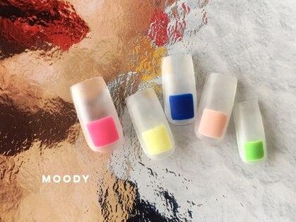 MOODY(原宿・表参道・青山/ネイル)の写真