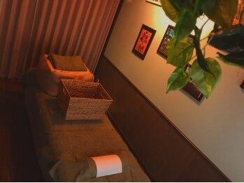 ドライヘッドスパサロン アオ(Dry head spa salon ao)(大阪府大阪市中央区)