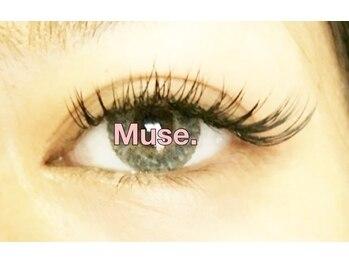 アイラッシュ ミューズ(eyelash Muse.)(沖縄県浦添市)