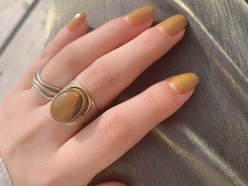 グラッドネイル 銀座店(GLAD nail)の写真/【ハンドケア¥2980/フットケア¥3300~】ジェルネイルをお休み中もキレイな指先・足先をキープしたい方に♪
