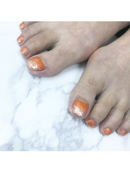 ネイルアトリエ ボン(nail atelier bon)/フットペディキュア