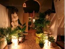 アジアンリラクゼーション スパアンドスクール アライブ(SPA&SCHOOL Alive)の雰囲気(施術ルームは個室のため貴女だけの専用スペースです!)