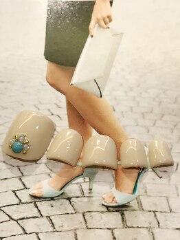 ビューティー プレイス ジャム イップク(Beauty Place JAM IPPUKU)/◎フット◎グレージュ