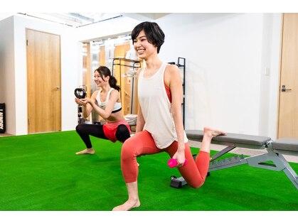 通い放題のパーソナルトレーニングジムELEMENT 池尻大橋店【Personal Gym】