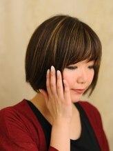アモーナ ネイルアトリエ(amona nail atelier)Maho