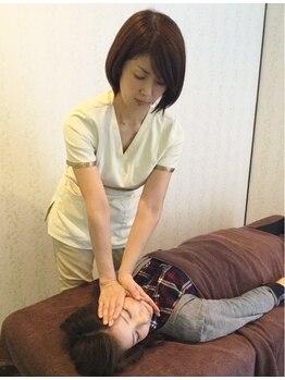 女性専用整体サロン フレル(Frele)/小顔の施術